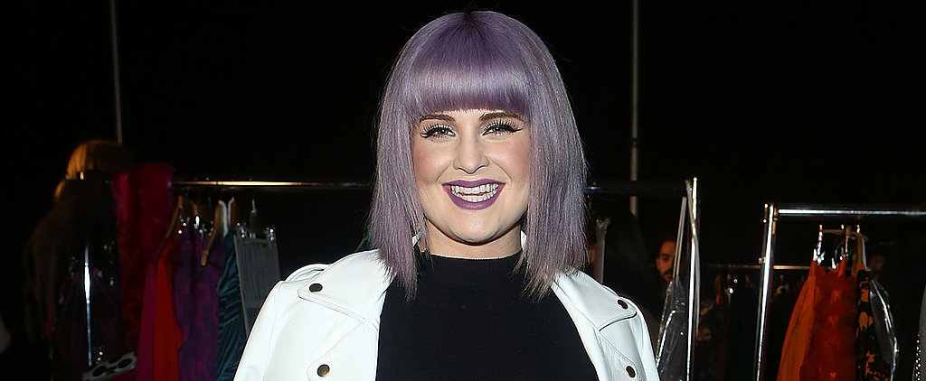 Kelly Osbourne's Take on the Tuxedo