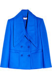 Stella McCartney Blue Oliver Double-Breasted Jacket ($595, originally $1,845)