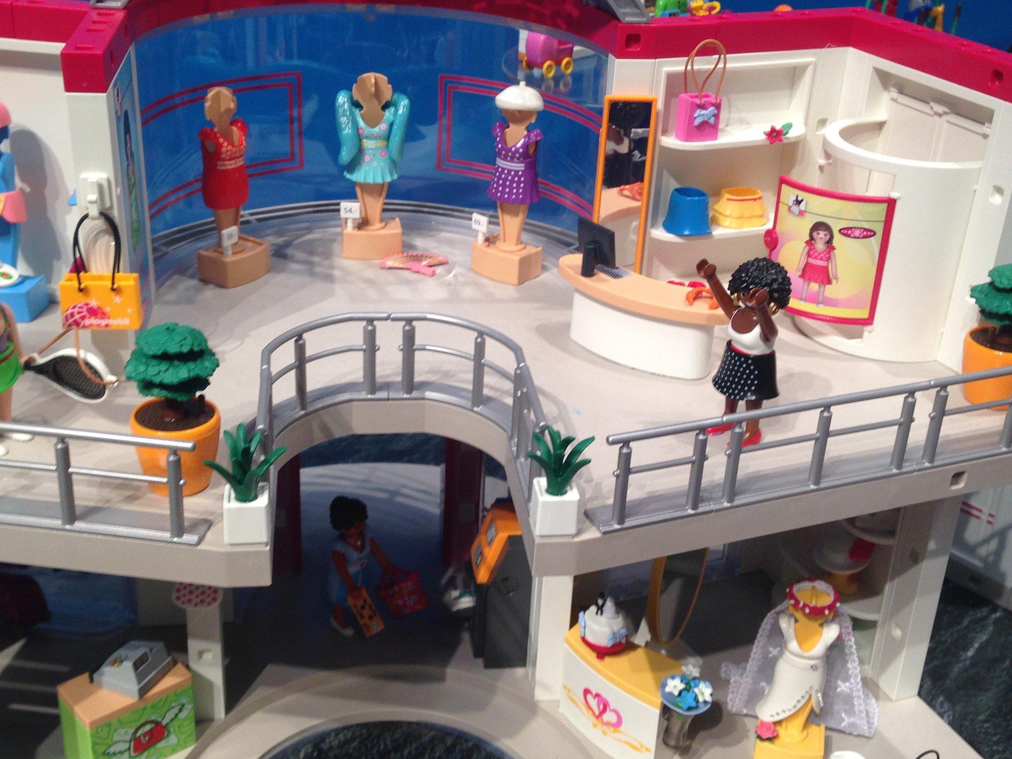 Playmobil Fashion Mall