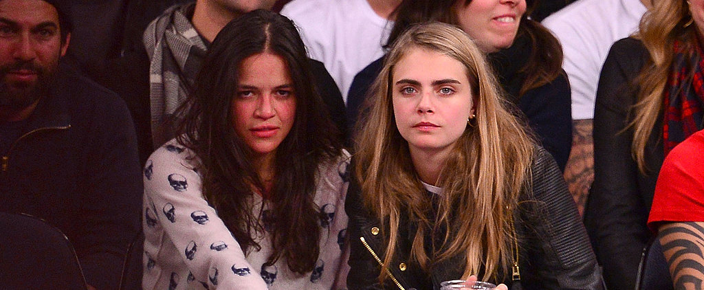 Speed Read: Michelle Rodriguez and Cara Delevingne Are Dating