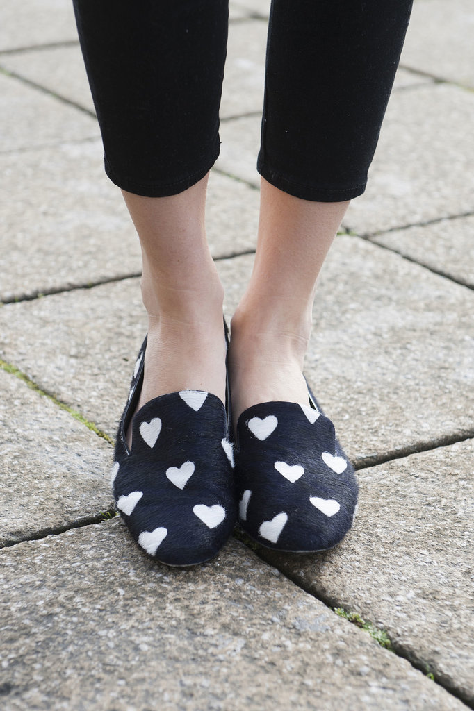 We heart these Burberry loafers.