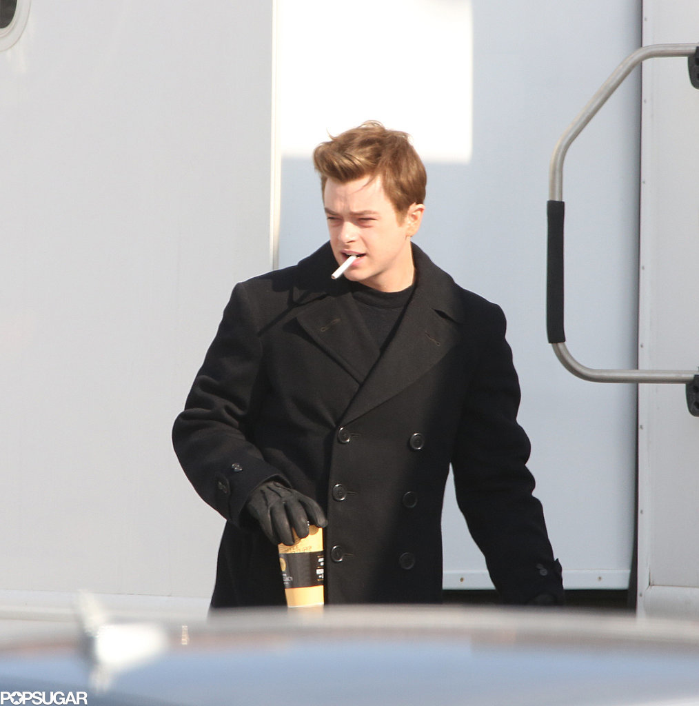 Dane DeHaan or James Dean? The Actor Looks Perfect as the '50s Icon