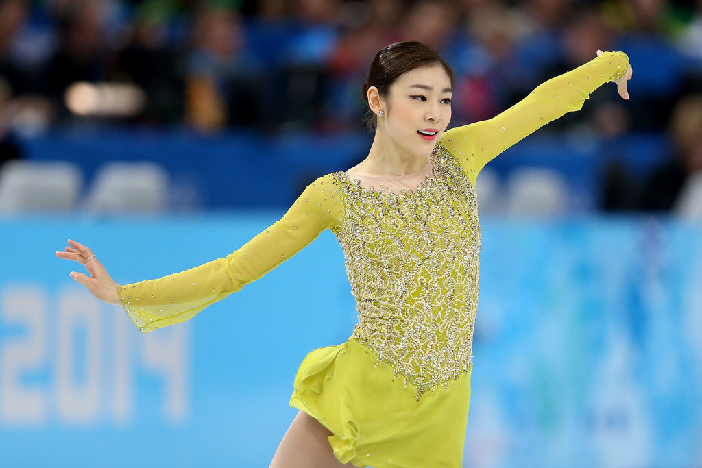 Yuna Kim Is the Favorite