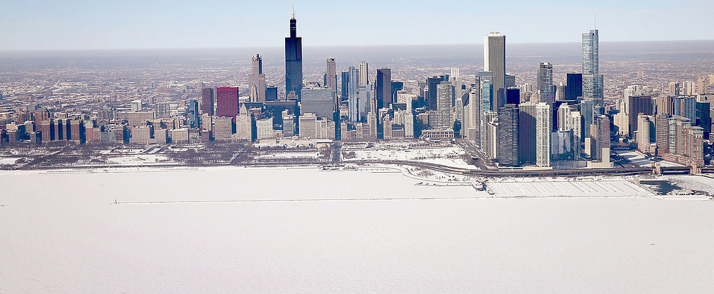 So Is This Chicago or Antarctica?