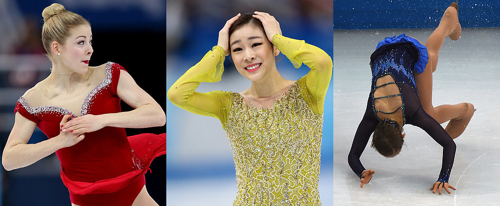 The Big Upsets and Bigger Wins in the Ladies' Figure Skating Short Program