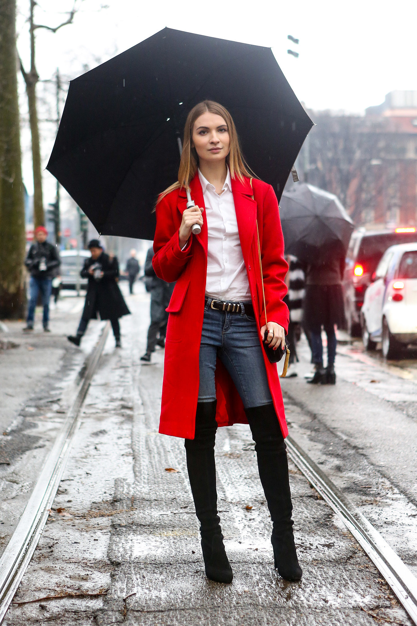 MFW Street Style Day One