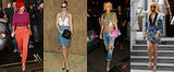 Pour It Up: Rihanna Quenches Our Street Style Thirst 100 Times Over