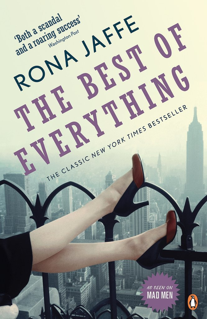 It's Mad Men meets Sex and the City in The Best of Everything by Rona Jaffe. First published in 1958, the book tells the story of five women who work in publishing, detailing their love and work lives.