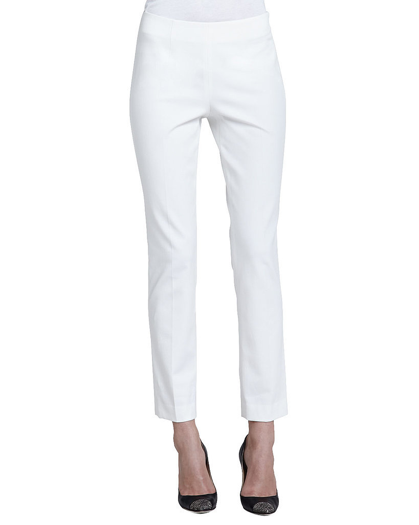 Theory Belisa Cropped Slim Pants ($159, originally $265)