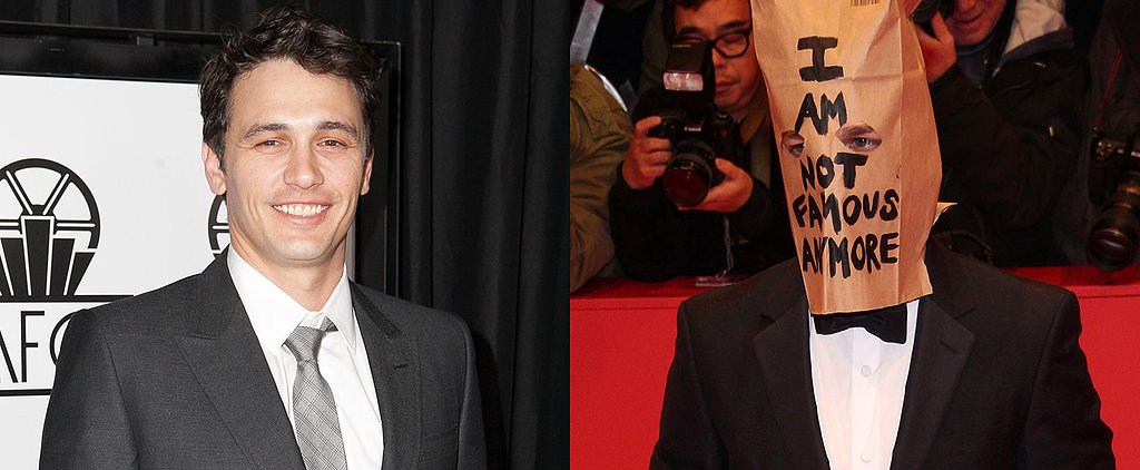 James Franco Empathizes With Shia LaBeouf's Acting Out