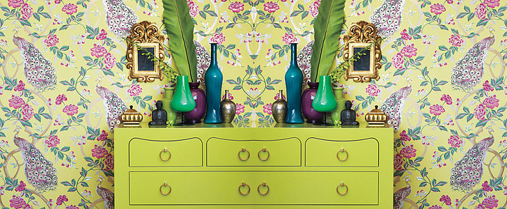 24 Fabulous Wallpaper Finds