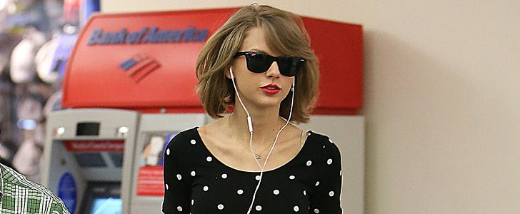 Bargain Shopper! Taylor Swift Wears $15 Dress