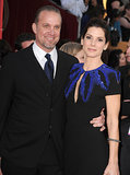 Sandra Bullock and Jesse James