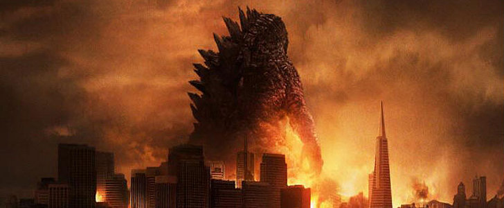 Check Out the Epic New Poster For Godzilla