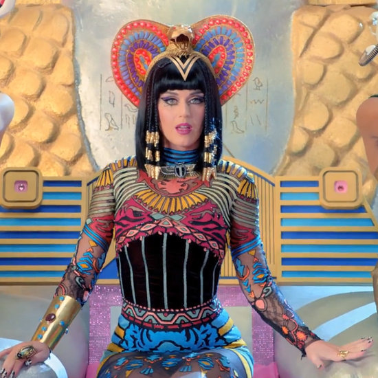 "Katy Perry ""Dark Horse"" Music Video GIFs"