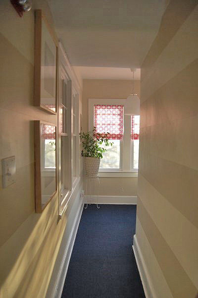 A shot from the hallway looking into the office. Source: Made2Style
