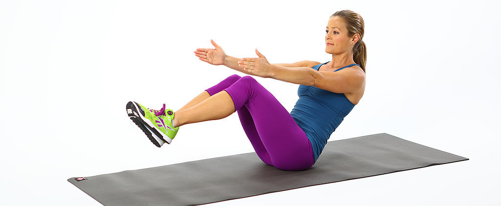 Break For It! A Quick Body-Weight Workout For TV Time