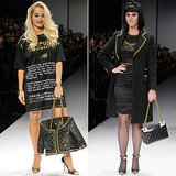 Katy Perry and Rita Ora . . . Runway Models?