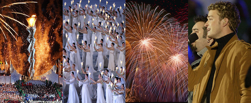 The Coolest, Craziest Moments From Closing Ceremonies Past