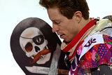 Shaun White Missing the Podium