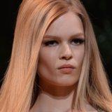 Fall 2014 Milan Fashion Week Versace Runway Beauty