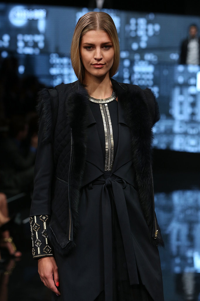 Beauty Trends at Myer Autumn Winter Fashion Launch 2014 ...