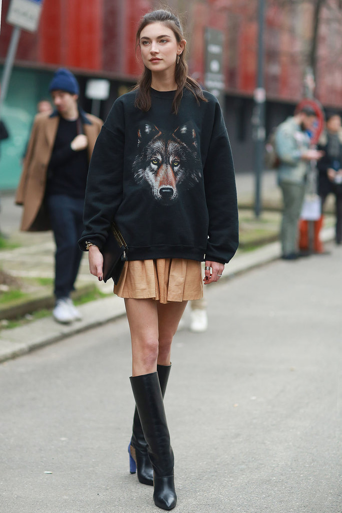 MFW Street Style Day Three