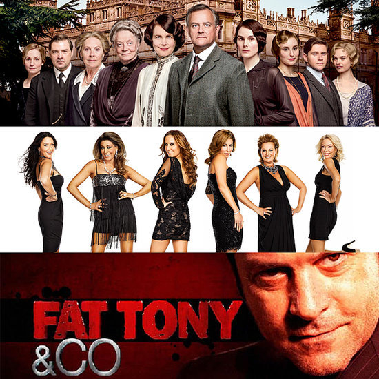 Sunday Night Television Guide: Downton Abbey, Fat Tony & Co.