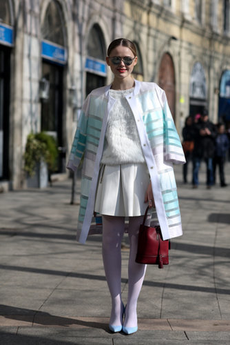 MFW Street Style Day Four