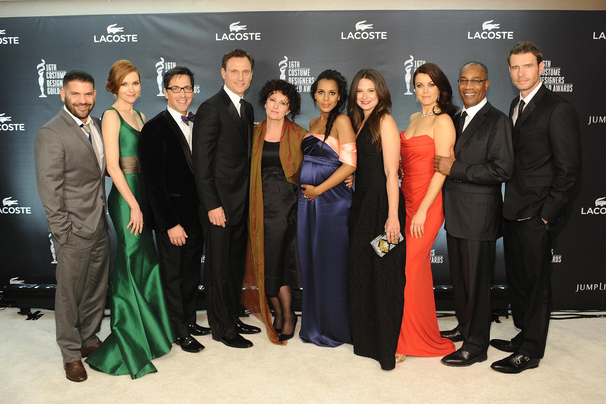 Scandal Tv Series 2012 Full Cast Crew Imdb