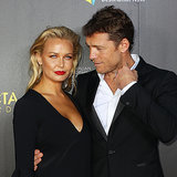 Sam Worthington Calls Lara Bingle His Wife in NYC