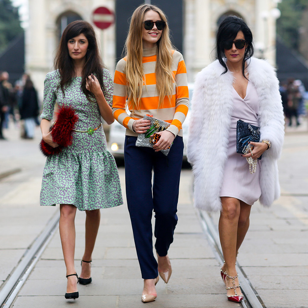 Over 100 of Milan's Chicest Street Style Outfits