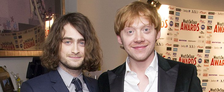 A Very Hairy Harry Potter Reunion