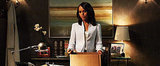 Get Olivia Pope's Gladiator Office Style