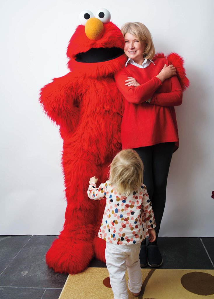 Playdate With Elmo
