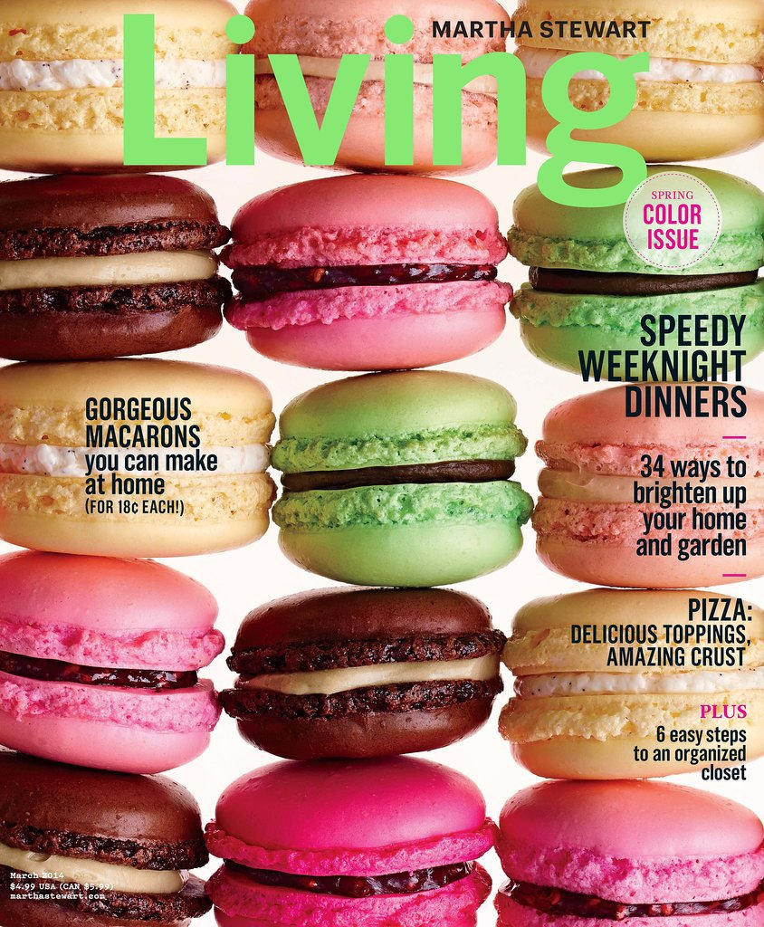 Martha Stewart Living, March 2014