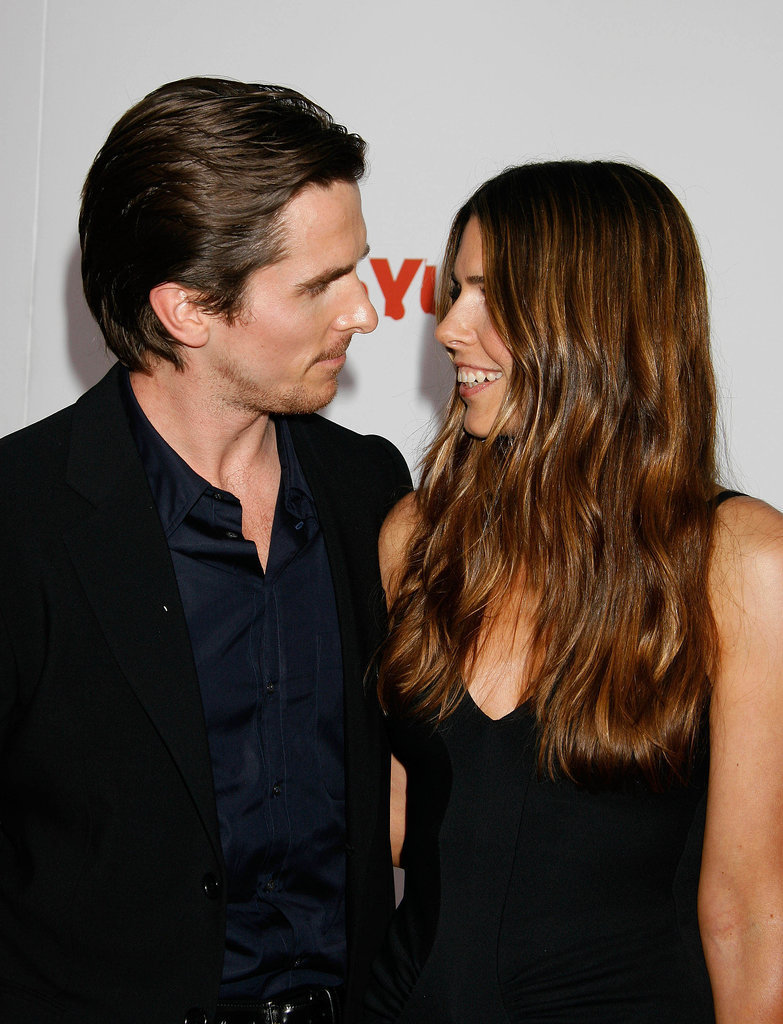 The duo shared a sweet look at the LA premiere of 3:10 to Yuma in 2007.