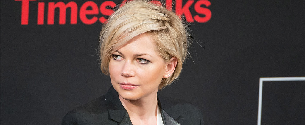 Do You Like Michelle Williams's Asymmetrical Bob?