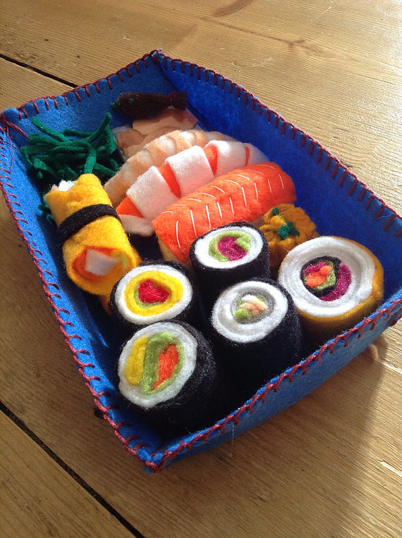 For the Future Sushi Chef