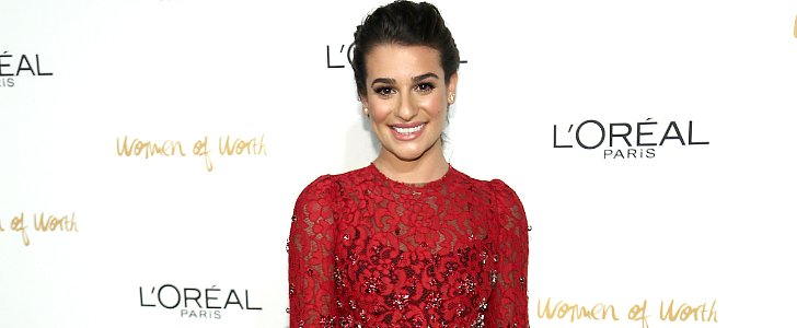 Lea Michele Shows Her Sexy Side For V Magazine!