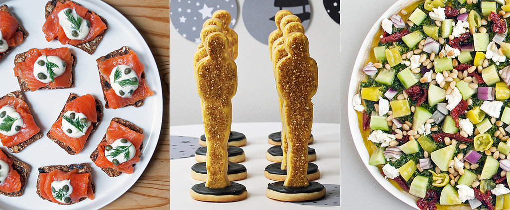 8 Bite-Size Nibbles to Serve at Your Oscars Viewing Party