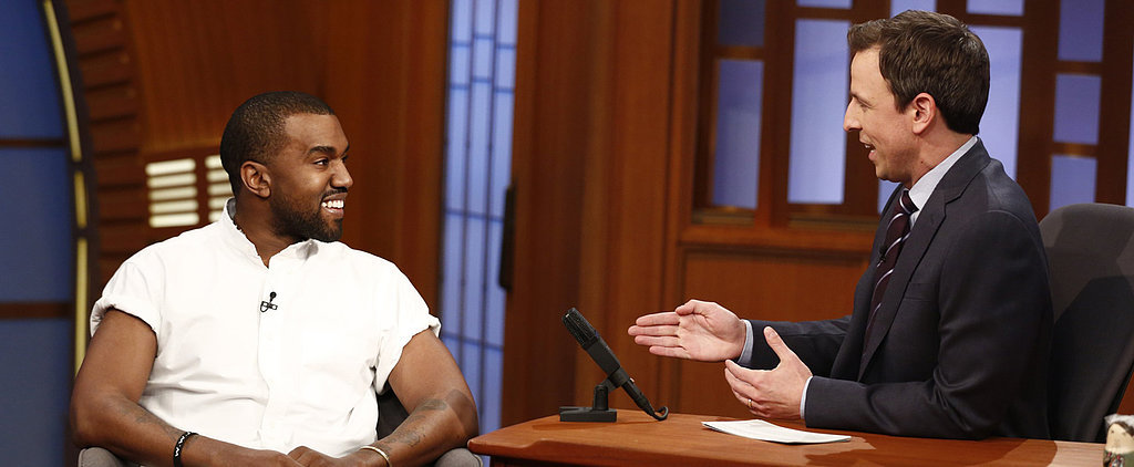 "Kanye West Is Ready to Write ""Kid-Friendly Songs,"" but There's a Catch"