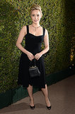Dianna Agron at the Bulgari Decades of Glamour Oscar Party