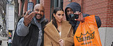 Kim Kardashian Fits In a Selfie Before Hitting Up Austria
