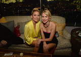 Naomi Watts and Kate Hudson met up on Tuesday for Bulgari's Decades of Glamour fete in LA.
