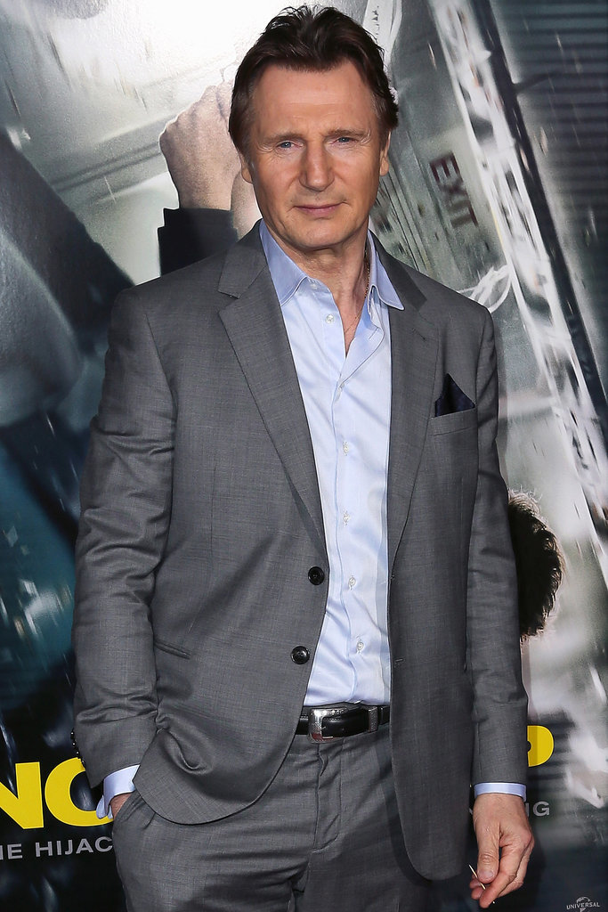 Liam Neeson filmed a cameo for Entourage, alongside Jeremy Piven as Ari Gold.