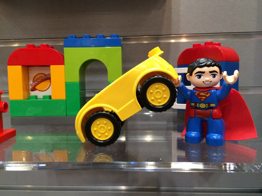 Lego Duplo Superman Rescue
