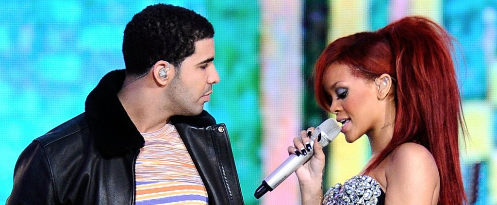 Rihanna and Drake Grind on Stage in Paris
