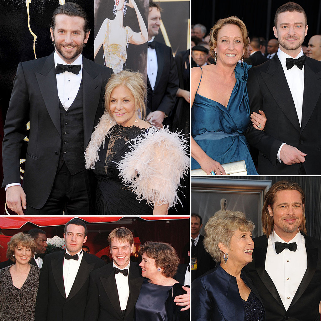 Hot Mama's Boys at the Oscars