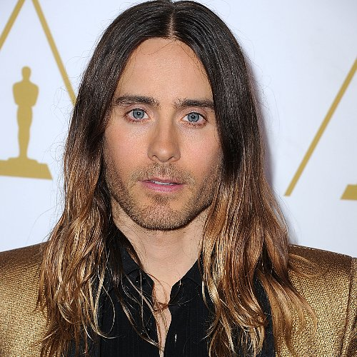 Jared Leto Hairstyle Choices For 2014 Oscars